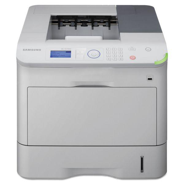 Samsung ML-5500 Series Mono Laser Printer, 600 MHz Dual Core