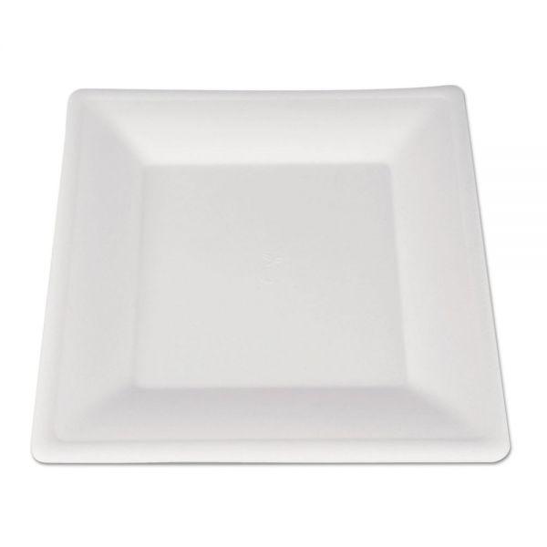 SCT ChampWare Molded Fiber Square Plates