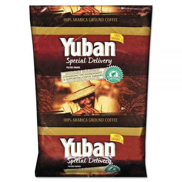 Yuban Ground Coffee Fraction Packs