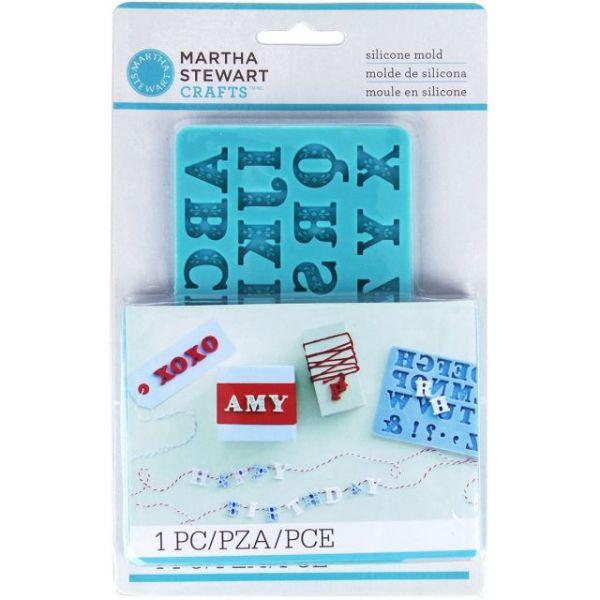 Martha Stewart Crafter's Clay Silicone Mold 1/Pkg