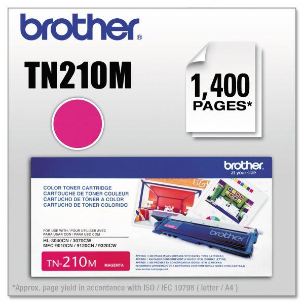 Brother TN-210M Toner Cartridge