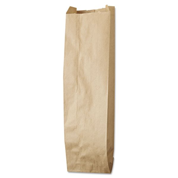 General Quart Brown Paper Liquor Bags