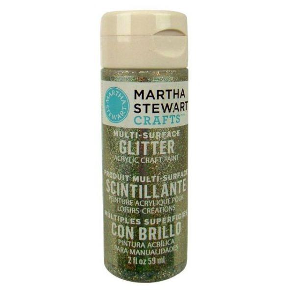 Martha Stewart Glitter Acrylic Craft Paint