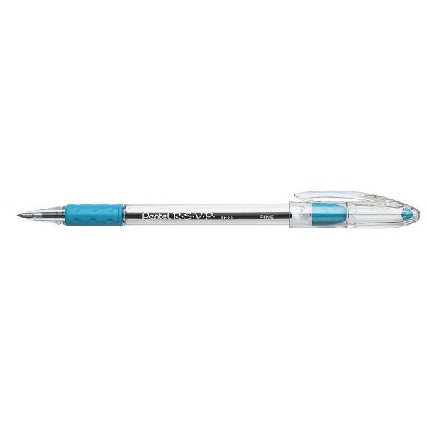 Pentel R.S.V.P Stick Ballpoint Pens