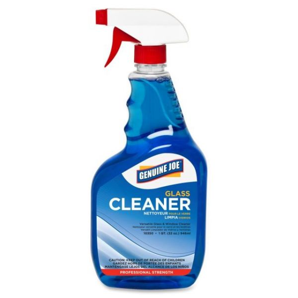 Genuine Joe Trigger Spray Glass Cleaner