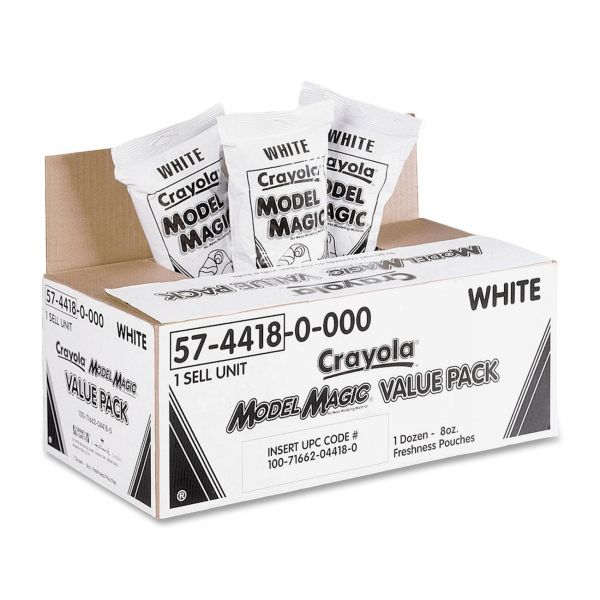 Crayola Model Magic Value Pack