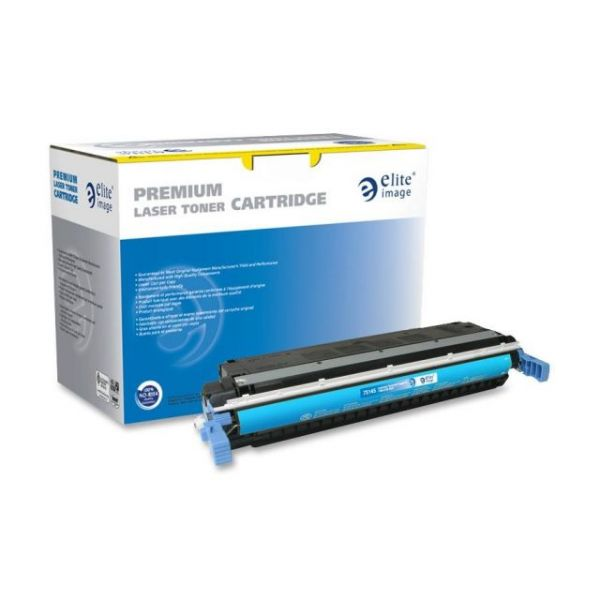Elite Image Remanufactured HP C9731A Toner Cartridge