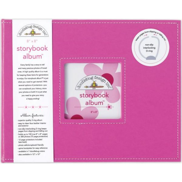 "Storybook Album 8""X8"""