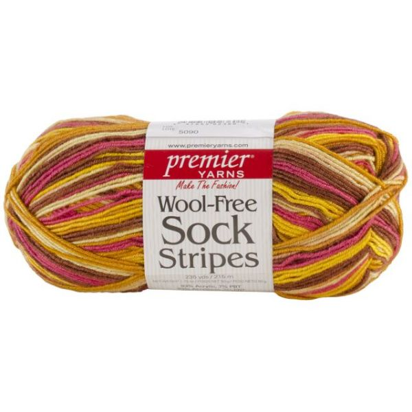 Premier Wool-Free Sock Yarn - Golden Field