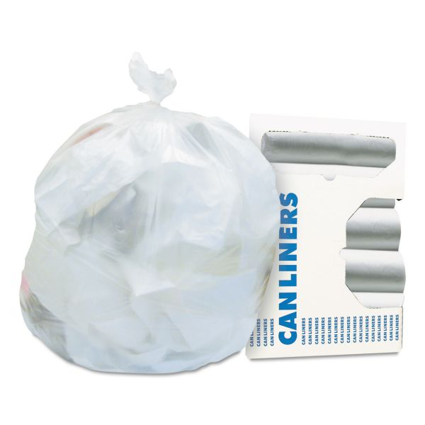 Heritage High-Quality HDPE 16 Gallon Trash Bags