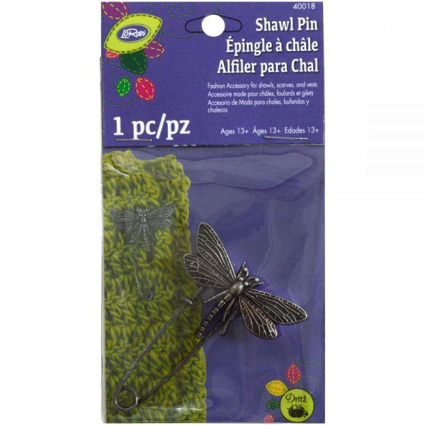 LoRan Shawl Pin