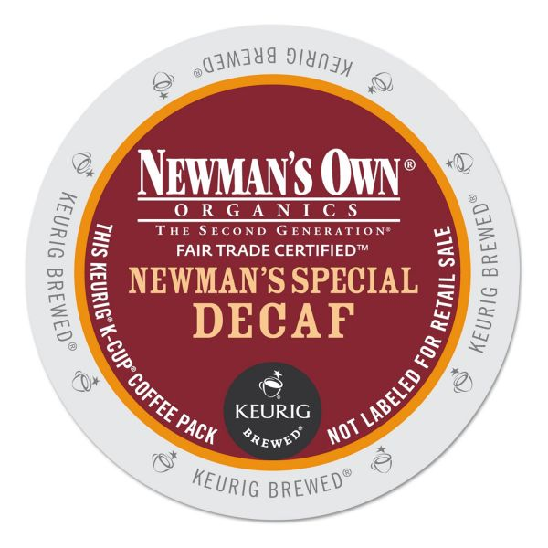Newman's Own Newman's Special Decaf Coffee K-Cups