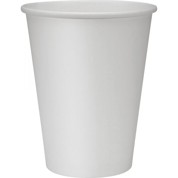 Genuine Joe 12 oz Paper Coffee Cups