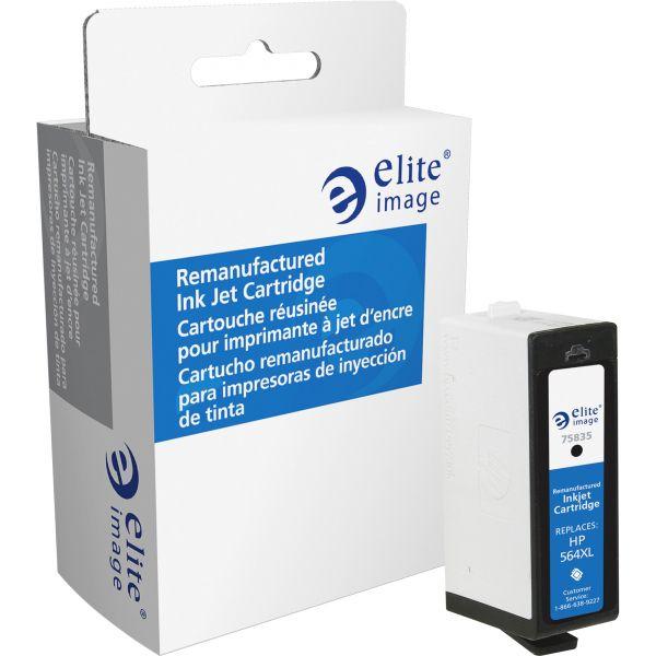 Elite Image Remanufactured HP 564XL Ink Cartridge