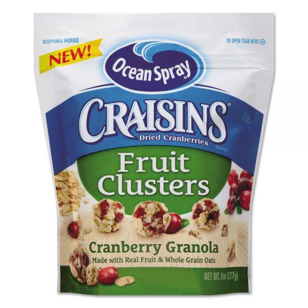 Ocean Spray Craisins Fruit Clusters