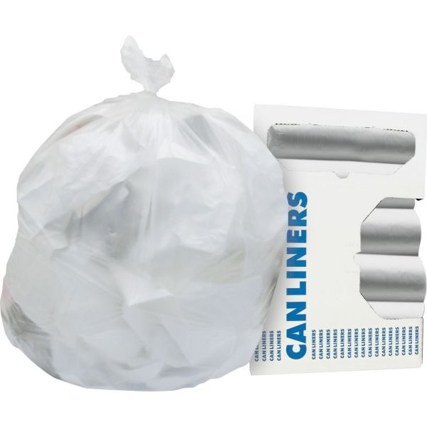 Heritage High-Quality HDPE 7 Galllon Trash Bags