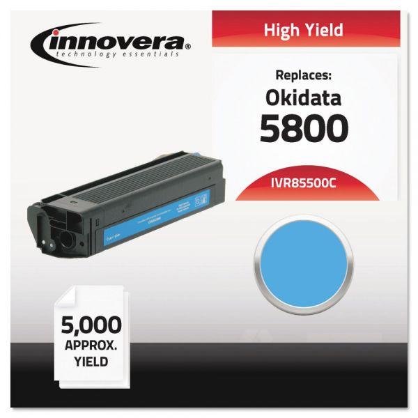 Innovera Remanufactured Okidata 5800 (43324403) Toner Cartridge