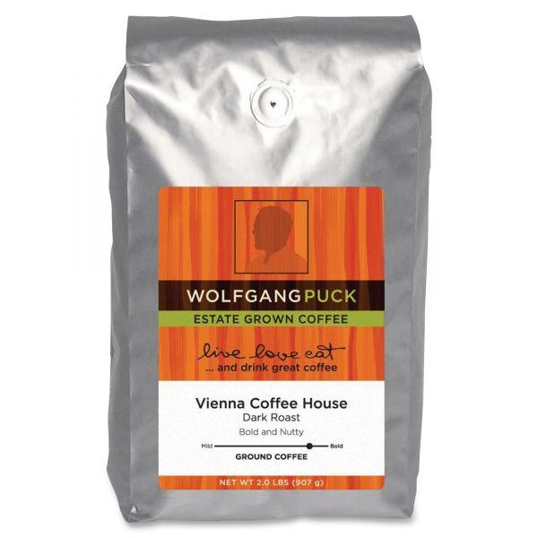 Wolfgang Puck Ground Coffee (2 lbs)