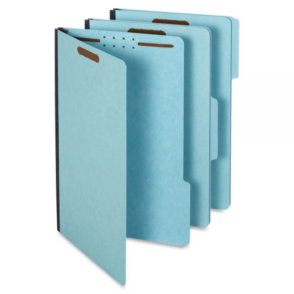 Pendaflex Pressboard File Folders with Fasteners