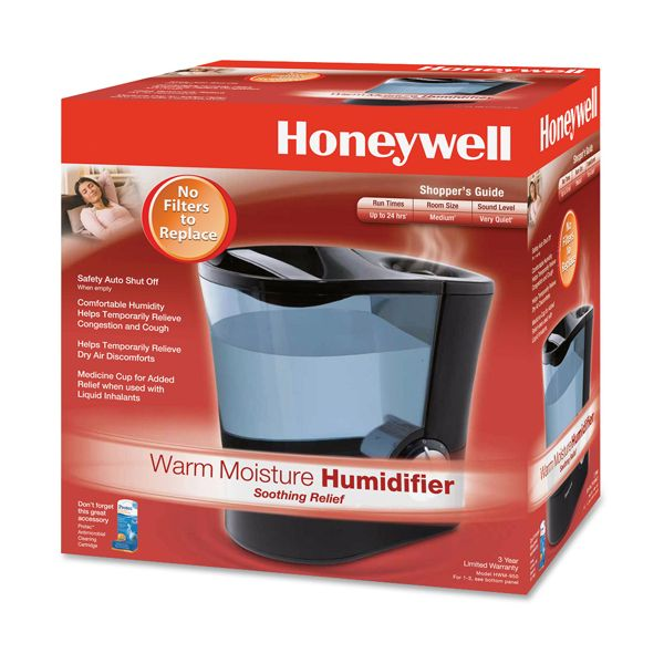 Honeywell HWM705B Warm Mist Humidifier