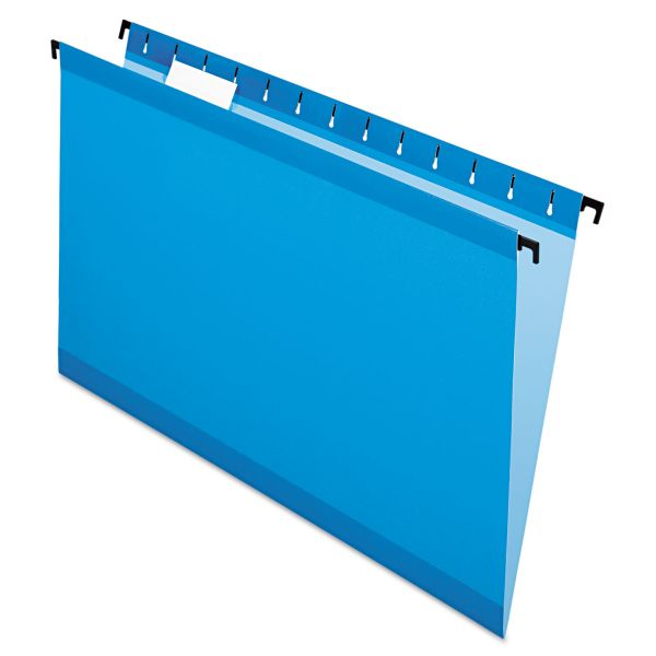 Pendaflex SureHook Poly Laminate Hanging File Folders