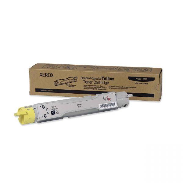 Xerox 106R01216 Yellow Toner Cartridge