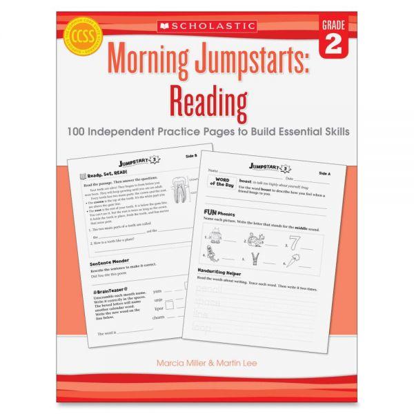 Scholastic Grade 2 Jump Starts Reading Book Education Printed Book