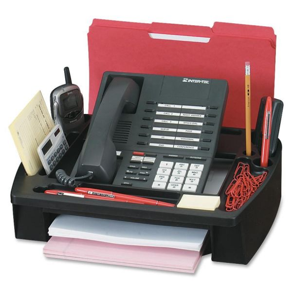 Compucessory Telephone Stand/Organizer