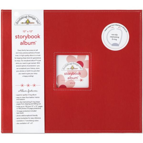 "Storybook Album 12""X12"""