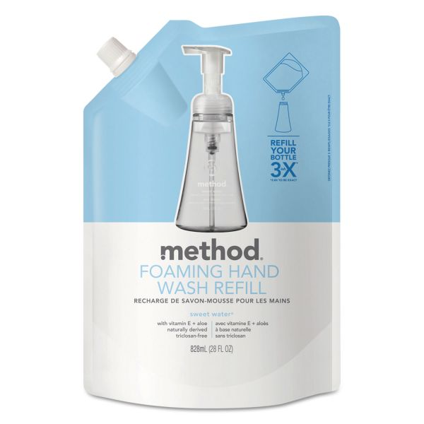 Method Foaming Hand Soap Refill