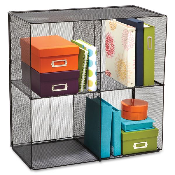 Safco Onyx Mesh Cube