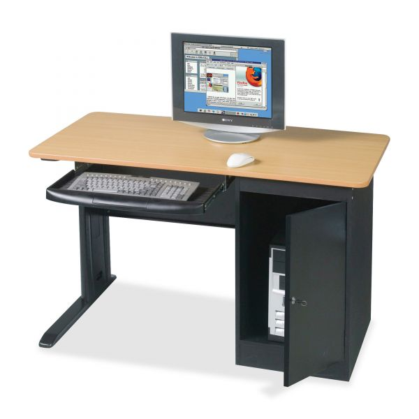 Balt Locking Computer Workstation