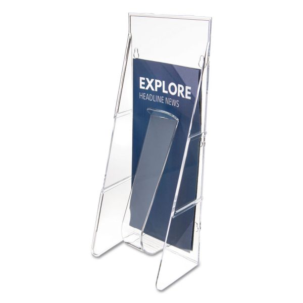 deflecto Stand-Tall Leaflet Display Rack