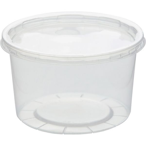 WNA Deli Containers and Lids