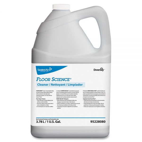 Diversey Floor Science Cleaner
