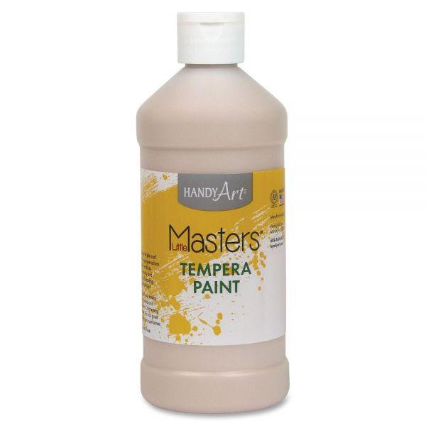 Little Masters Tempera Paint