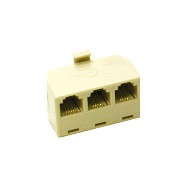 C2G 2-Line Telephone Splitter