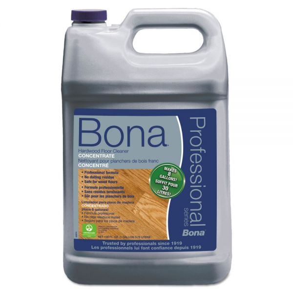 Bona Pro Series Hardwood Floor Cleaner Concentrate, 1 gal Bottle