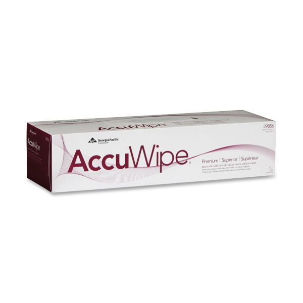 AccuWipe Prem Delicate Task Wipers
