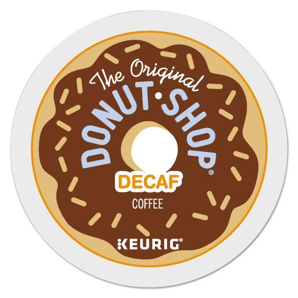 Donut Shop Decaf Coffee K-Cups