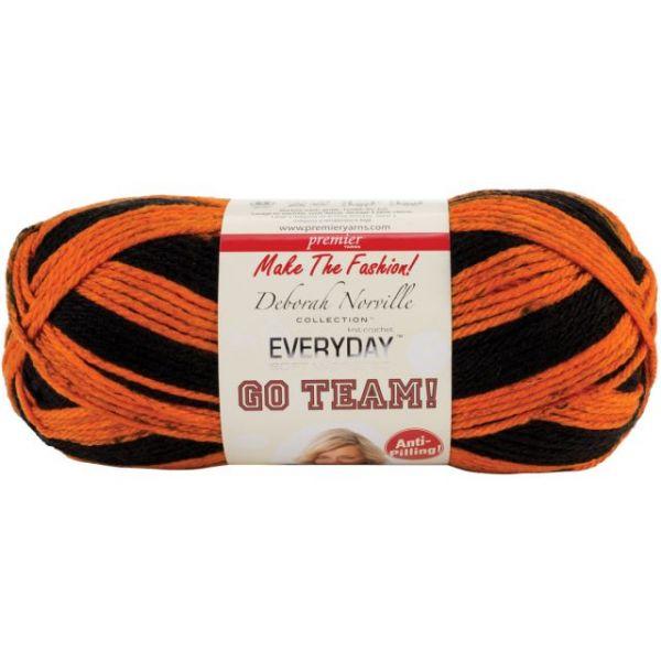 Deborah Norville Everyday Go Team! Yarn