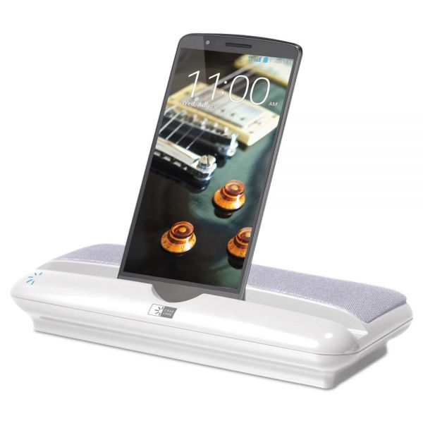 Case Logic Universal Bluetooth Speaker with Stand, White