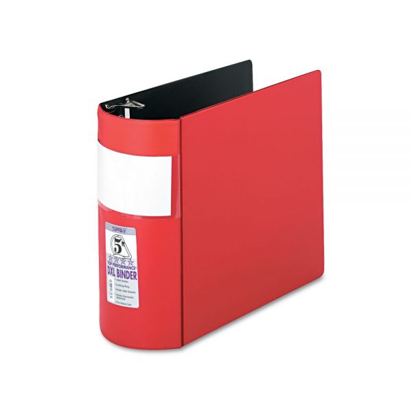 "Samsill Top Performance DXL Locking 5"" 3-Ring Binder"