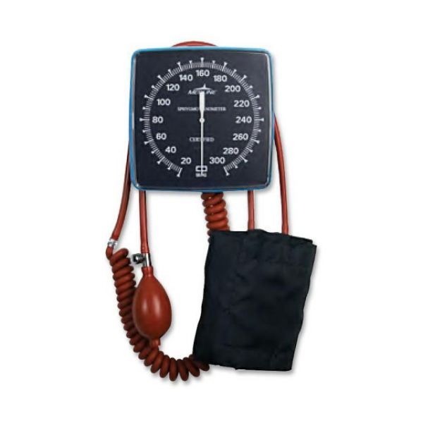 Medline Wall-mount Aneroid Sphygmomanometer