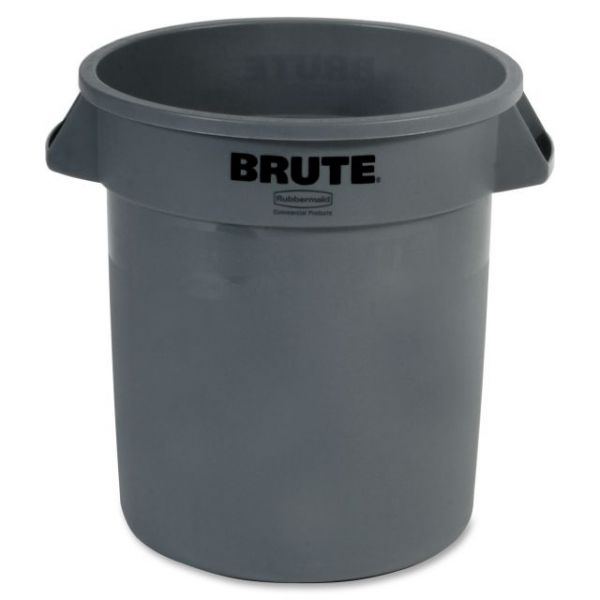 Rubbermaid Commercial Brute Round 10 Gallon Trash Can