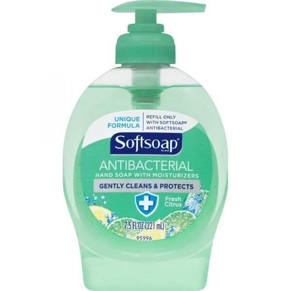 Softsoap Antibacterial Hand Soap