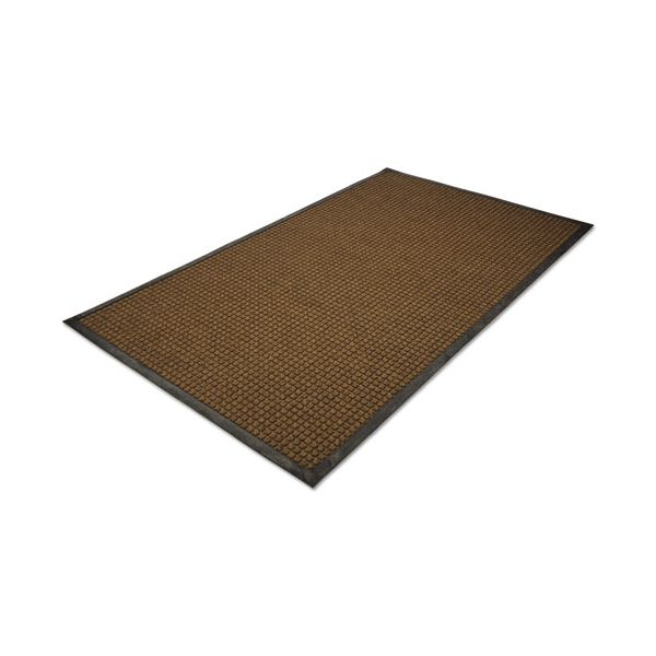 Guardian WaterGuard Indoor/Outdoor Scraper Mat, 36 x 120, Brown