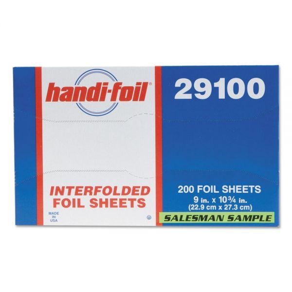 Handi-Foil of America Aluminum Foil Sheets