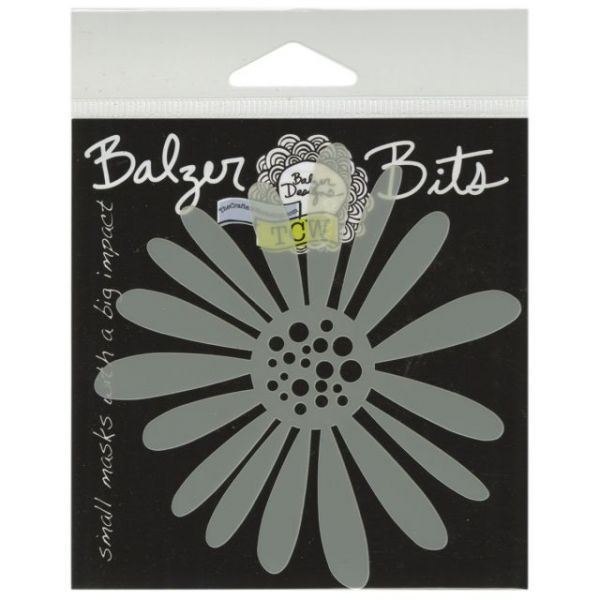 "Crafter's Workshop Balzer Bits Mask 4""X4"""