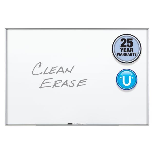 Quartet Fusion Nano Clean 3' x 2' Magnetic Dry Erase Board